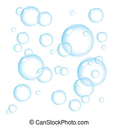 氣泡, 肥皂