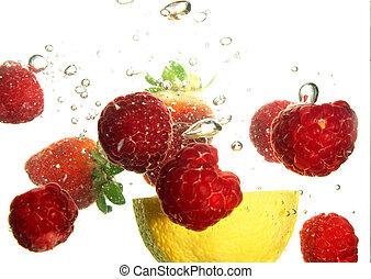 水果, 刷新