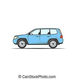 汽車, 圖像
