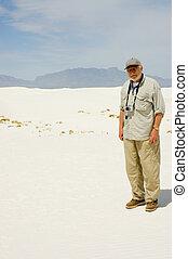 沙丘, 漸老的人