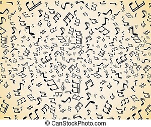 注釋, 音樂, seamless