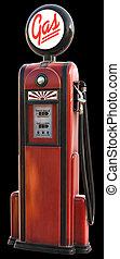 泵, 气体, 1950s