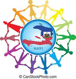 海地, 2, 幫助