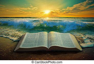 海洋, 日出, 聖經
