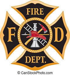 消防隊, 馬爾他人十字路口