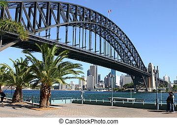 港口, 悉尼, 橋梁