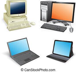 演化, 電腦