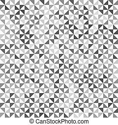灰色, 幾何學, seamless, 結構