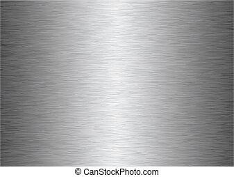灰色, 金屬, 背景