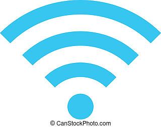 無線, 矢量, 网絡, 圖象
