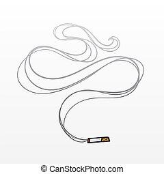 煙, 香煙