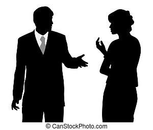 爭辯, 婦女 事務, 人