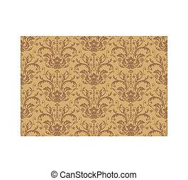 牆紙, seamless, 緞子