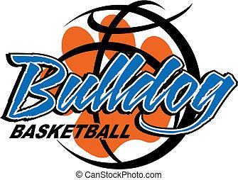 牛頭犬, 籃球
