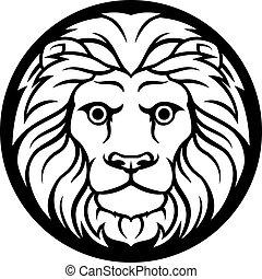 獅子, leo, 黃道帶, 簽署