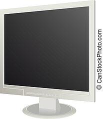 現代, 電腦監視器