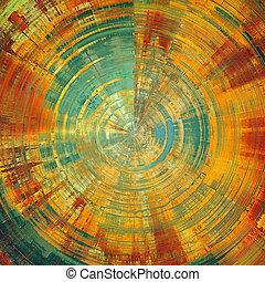 球形, 顏色, 黃色, patterns:, 老年, texture., 風格, 葡萄酒, green;, (beige);, 作品, 紅色, 元素, grunge, 不同, blue;, (orange);, 背景, cyan, 圖表, brown;, 或者