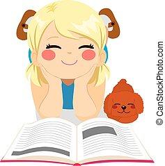 甜, 女孩讀物