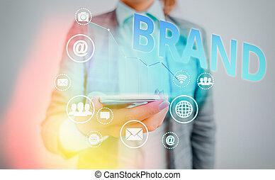 產品, name., 概念性, 製造, 相片, 正文, 簽署, 特殊, 類型, brand., 在下面, 顯示, 公司