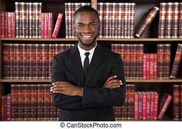 男性, 辦公室, 律師