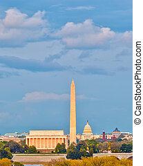 界標, 華盛頓特區
