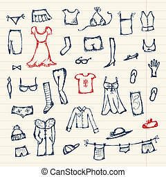 略述, 設計, 你, 彙整, 衣服