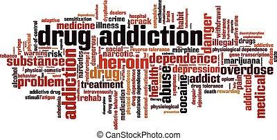 癮, 詞, 藥物, 雲