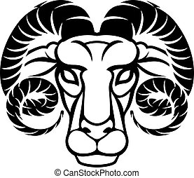 白羊星座, 黃道帶, 星象徵候, 占星術
