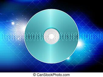 盤, 概念, 技術, 背景