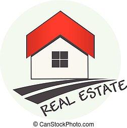 真正, 標識語, 財產, 房子