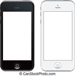 矢量, 5, iphone