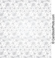 矢量, pattern., seamless, 插圖