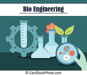 研究, 科學, bioengineering