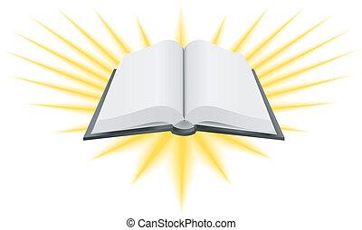 神圣的書, 插圖