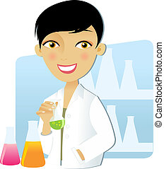 科學家, 婦女