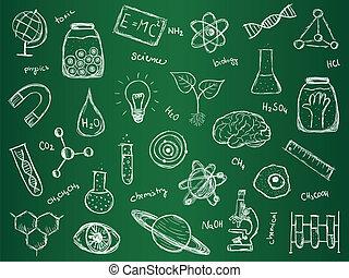 科學, 化學, 背景