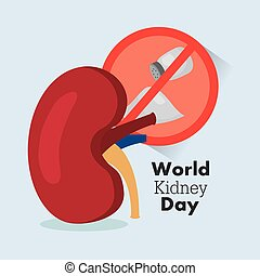 科學, 國際, 世界, 天, 腎, 慶祝