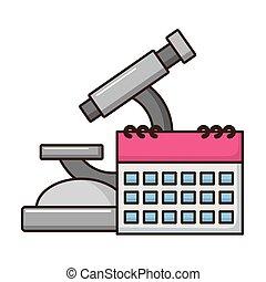 科學, 學校, 顯微鏡