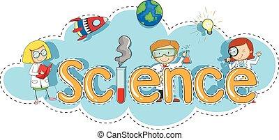 科學, 屠夫, 詞, 樣板