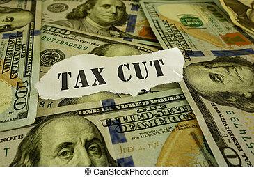 稅, 錢, 傷口
