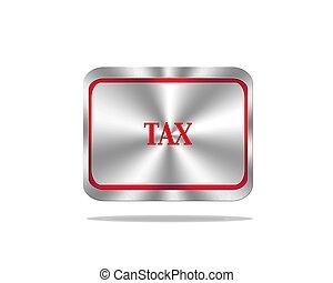 稅, button.