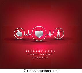 符號, 保健