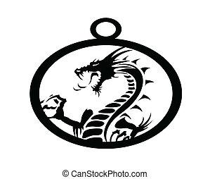 符號, 龍