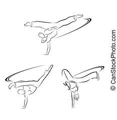 符號, capoeira