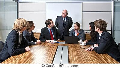 管理, 會議