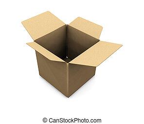 箱子 打開