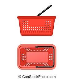籃子, 二, 超級市場, 見解