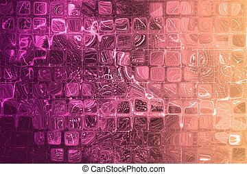 粉紅色, 數据, 摘要, 柵格, 網際網路, 公司
