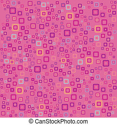 粉紅色, 矢量, retro, 背景