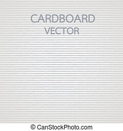 紙, 結構, 紙板